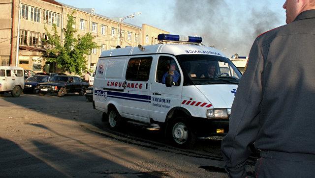 В ресторане быстрого питания в Ереване прогремел взрыв