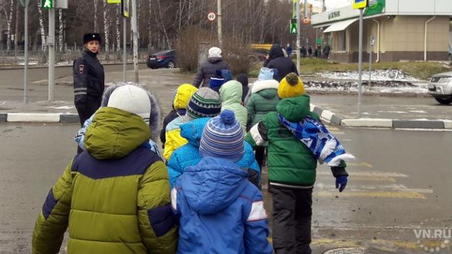 Новосибирский детский сад эвакуировали из-за возгорания