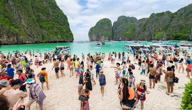 Власти Таиланда закроют бухту изфильма «Пляж» сЛеонардо ДиКаприо