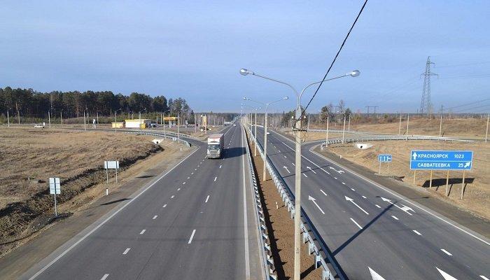 ВИркутской области отремонтируют более 300километров федеральных автодорог в2018году