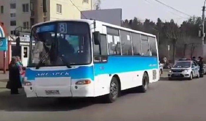 ВАнгарске пенсионерку зажало дверьми автобуса