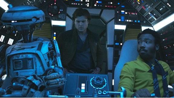 Финальный трейлер фильма «Соло: Звездные войны. Истории» появился в Сети