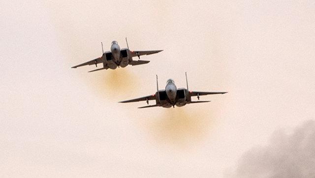 Россия обвинила Израиль в атаке на сирийскую авиабазу
