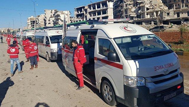 Авиабаза в Сирии подверглась ракетному удару