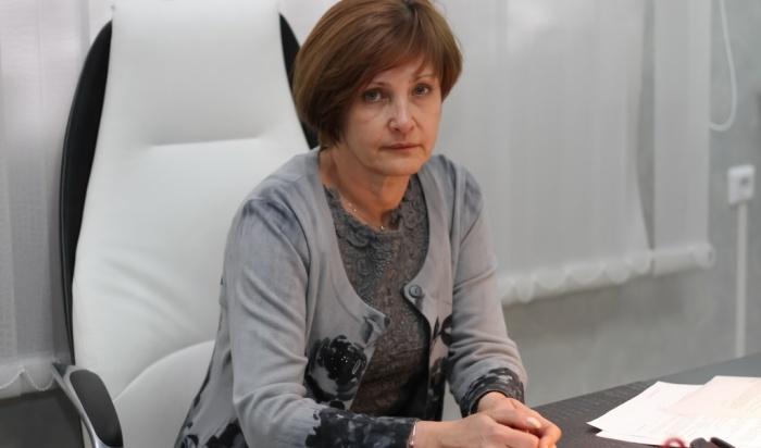 Ирина Ежова покинула пост главного врача Иркутского городского перинатального центра