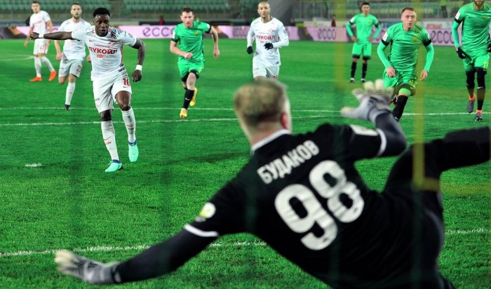 ЦСКА проиграл «Динамо» в матче РФПЛ