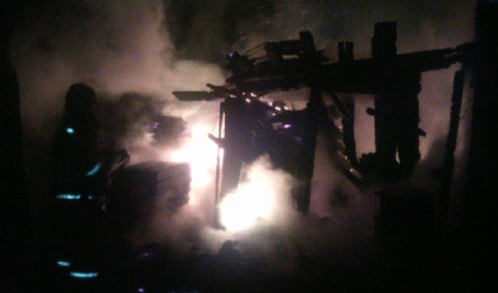 Молодой человек погиб напожаре вЗаларях из-за отключения пожарного извещателя