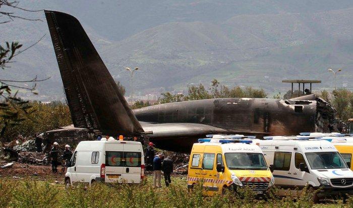 Число жертв авиакатастрофы в Алжире достигло 257 человек