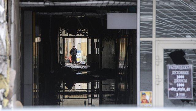 СКвозбудил дело против командира пожарных, тушивших «Зимнюю вишню»