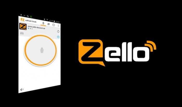 Роскомнадзор заблокировал «рацию» Zello в Российской Федерации нагод