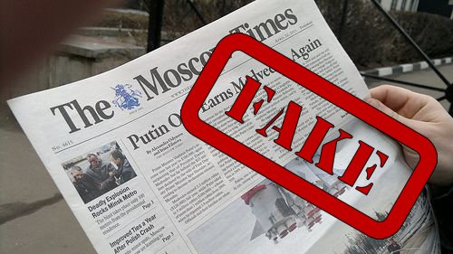 Госдума приняла законопроект против фейков в соцсетях