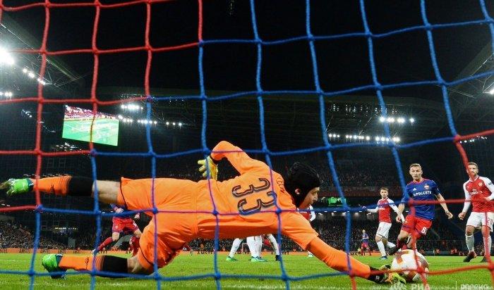 «Арсенал» и ЦСКА завершили ничьей еврокубковый сезон