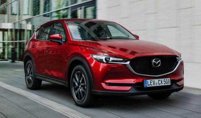Mazda отзывает вРоссии более 20 000автомобилей