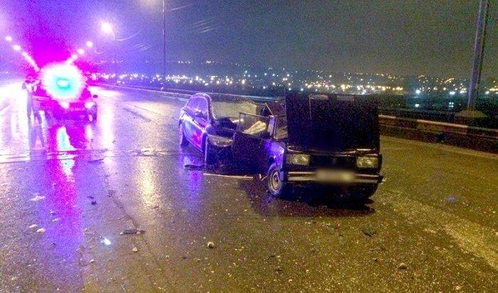 Пассажирка ВАЗа погибла вДТП сучастием пьяного водителя Opel Аstrа вИркутске