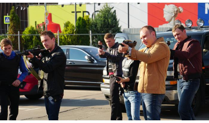 «Полицейский сРублевки-3»: снова домой