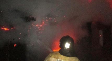 Пожарная дружина спасла дом культуры вБалаганском районе