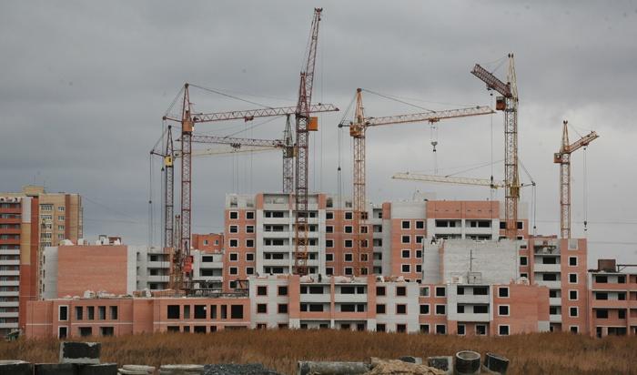 ВИркутской области планируют построить 3млнкв.метров нового жилья затри года