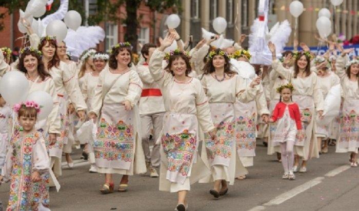 ВИркутске начали принимать заявки научастие вкостюмированном шествии вДень города