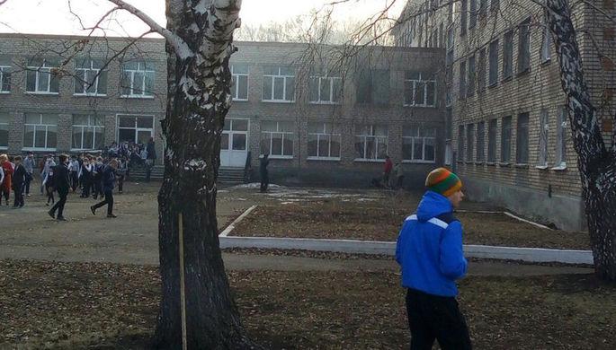 Напавший на школу в Башкирии подросток был «колумбайнером»
