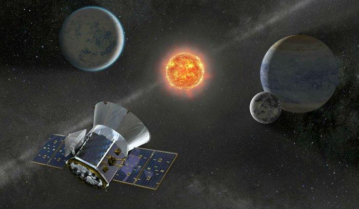 Телескоп NASA отправлен в космос напоиски пригодных для жизни планет