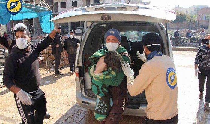 Госдеп обвинил Россию в зачистке места химатаки в Сирии