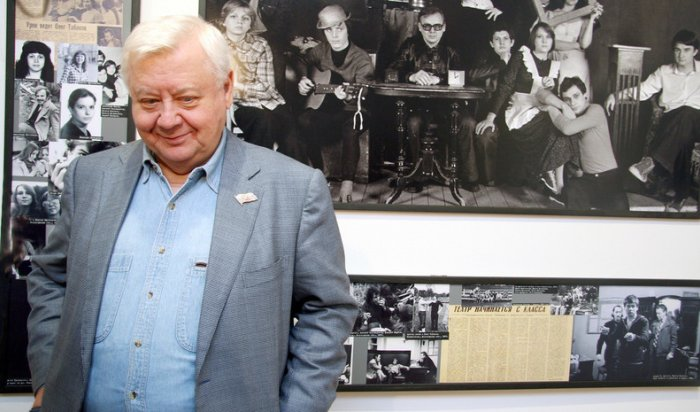 Олег Табаков посмертно награжден завклад вмировой кинематограф