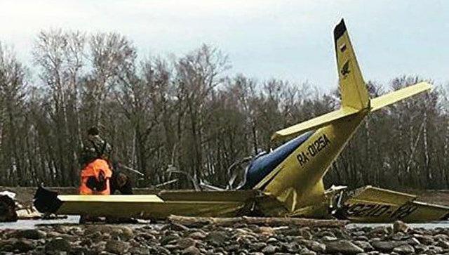 ВХакасии разбился легкомоторный самолет
