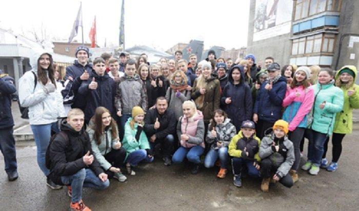 Вобщегородском субботнике вИркутске приняли участие около 25тысяч человек