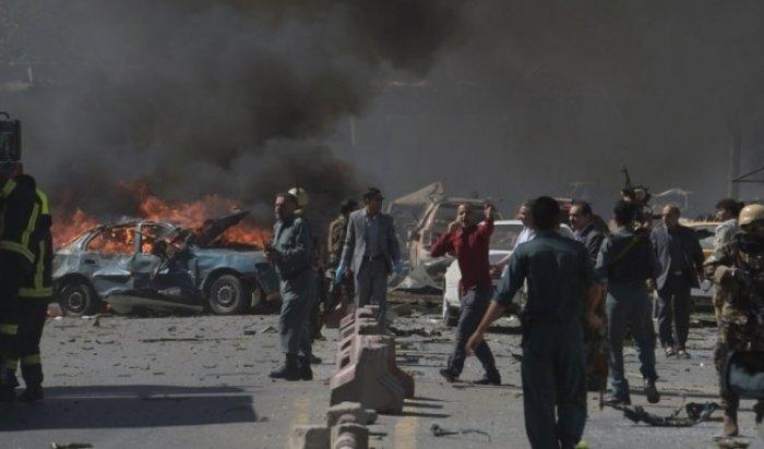 В столице Афганистана в результате теракта погибли 57 человек