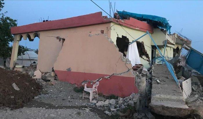 При землетрясении на юго-востоке Турции пострадали 39 человек