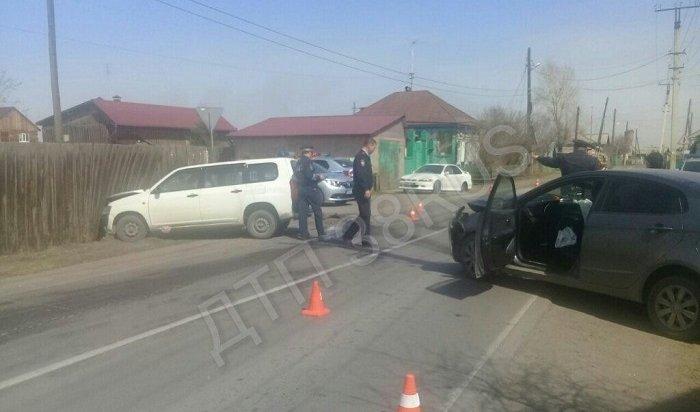 Отец председателя думы Иркутского района попал в аварию