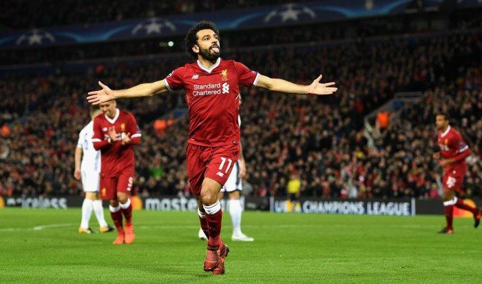 «Ливерпуль» разгромил «Рому» в матче полуфинала ЛЧ