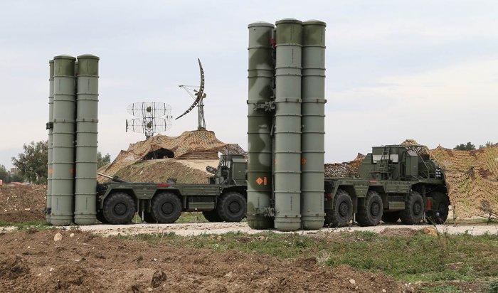 ПВО российской авиабазы Хмеймим сбила неопознанные цели