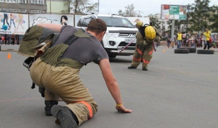 Вмеждународном кроссфите МЧС вИркутске 29апреля примет участие 47команд
