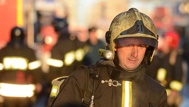 ВУфе из-за пожара вроддоме эвакуировали почти 250человек