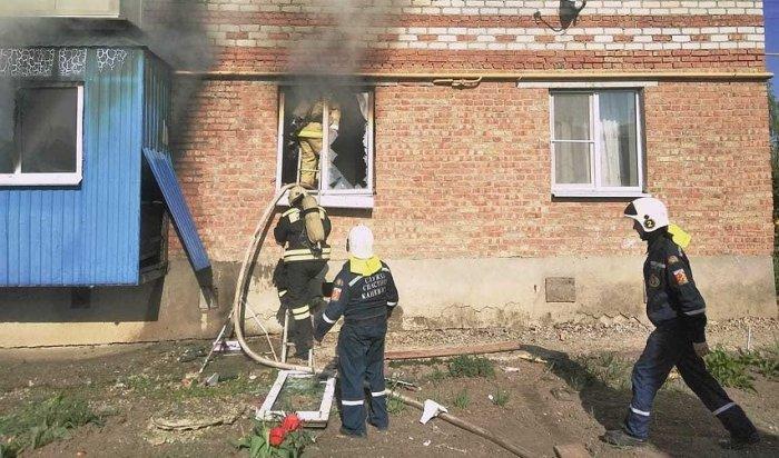 Взрыв газа произошел в пятиэтажке в Краснодарском крае