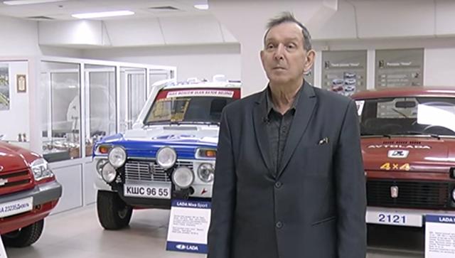 Скончался создатель автомобиля Chevrolet NivaВалерий Доманский