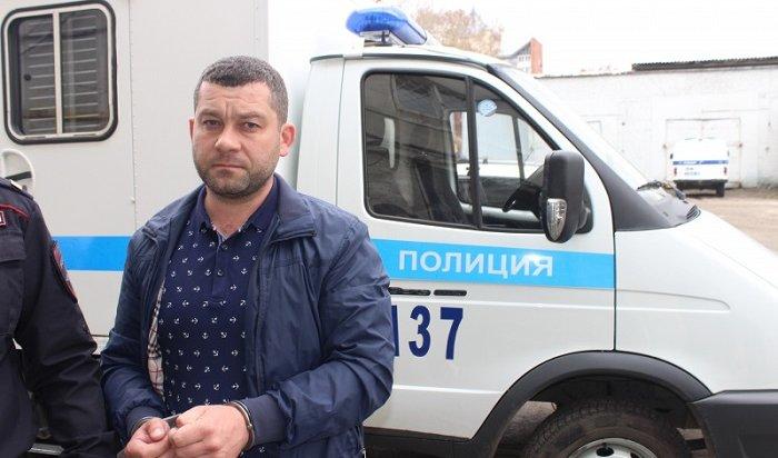 ВИркутске задержали четверых мужчин, похитивших угорожанина 2,5миллиона рублей (Видео)