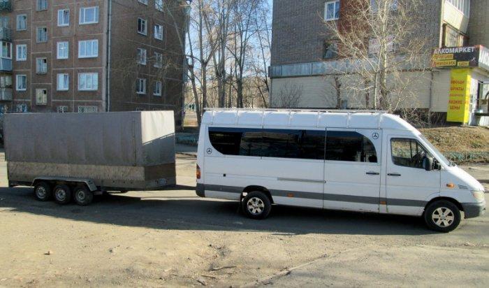 ВБратске 5-летний мальчик попал под колеса прицепа