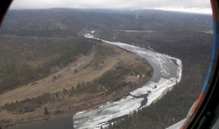 ВКиренском иКатангском районах спасатели продолжают контроль запаводковыми водами