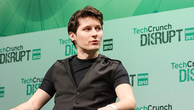 Налоговая опровергла слухи о четырехрублевом долге Павла Дурова