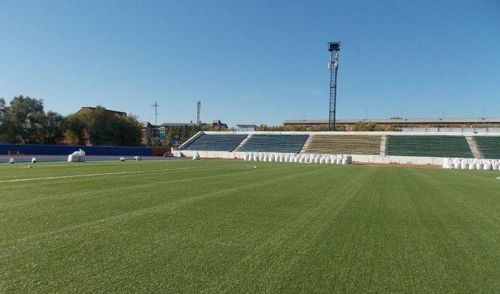 ВУсолье торжественно откроют спортивный комплекс «Химик» 5мая