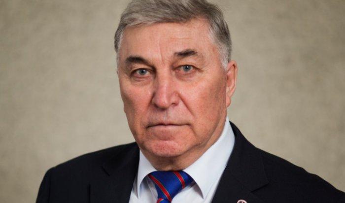 ВИркутске скончался председатель совета ТПП Восточной Сибири
