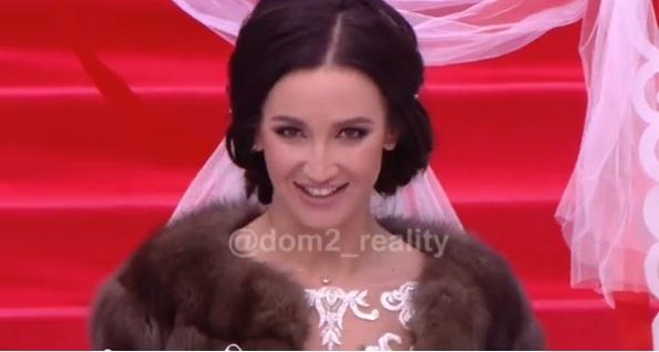 Ольга Бузова рассказала о собственной свадьбе