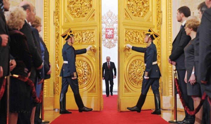 Песков рассказал, как пройдет инаугурация Владимира Путина