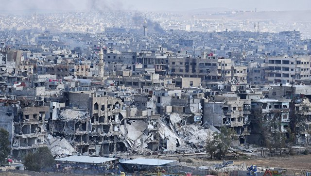 Израиль нанес удар по военным объектам в Сирии