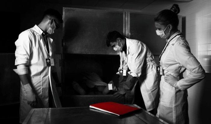 В Красноярске школьница попала с квеста «Морг» в больницу