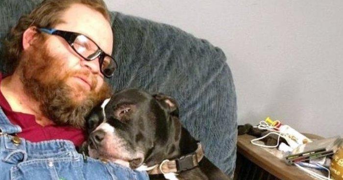 ВСША пес подстрелил своего хозяина-полицейского