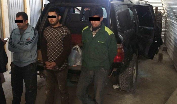 В Иркутске выявлен автосервис с нелегальными иностранными рабочими