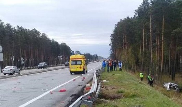 ВУсольском районе вДТП погиб водитель «Волги»